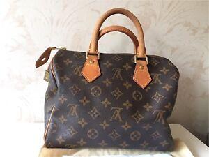 Authentic Louis Vuitton Speedy Monogram 25 ❗️FIRM PRICE ❗️
