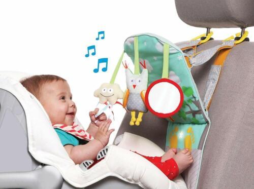 Play & Kick Car Seat Toy | Taf Toys