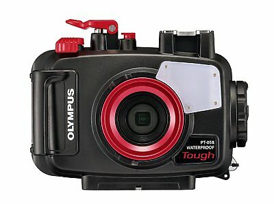 Olympus PT-058 Underwater Housing for the Tough TG-5 Camera V6300670U