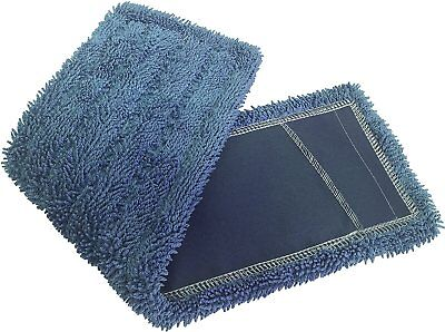 Dust Mops 24 Blue-microfiber Industrial Style - 6 Pack