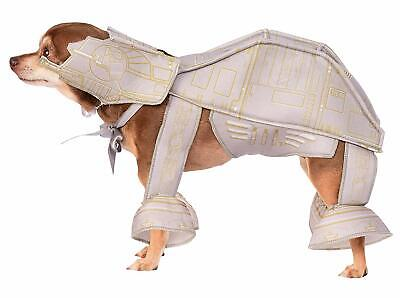 AT-AT Imperial Walker STAR WARS Dog Costume - S L XL Jacket/Legs, Headpiece - Star Wars Atat Hunde Kostüm