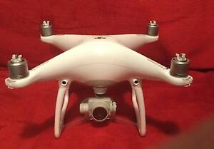 DJI Phantom 4 drone ( approx 1 hour use near new) Aldinga Beach Morphett Vale Area Preview