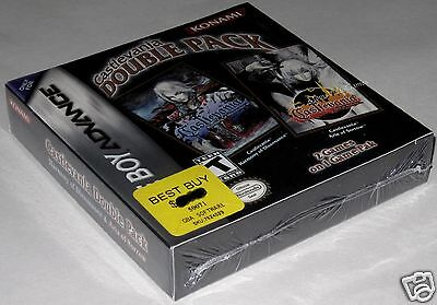 Castlevania Double Pack Edition (game Boy Advance) -brand