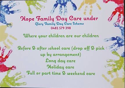Hope family day care