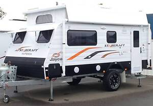 2014 Jayco Starcraft Outback 15.48-5 Glenorie The Hills District Preview