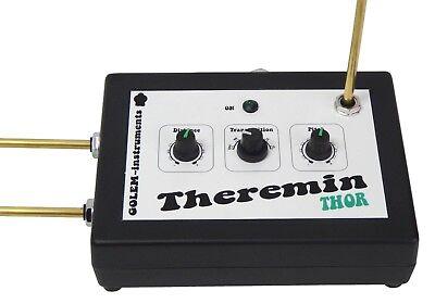 Theremin Thor - Synthesizer - analog - bis 9 Oktaven Theramin --> kein Moog