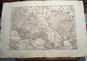 Carte des Bouche du Rhone - Arles Avignon - Atlas Encyclopedique 1827 Tavola 21 - Italia - Restituzione con condivisione delle spese postali - Italia