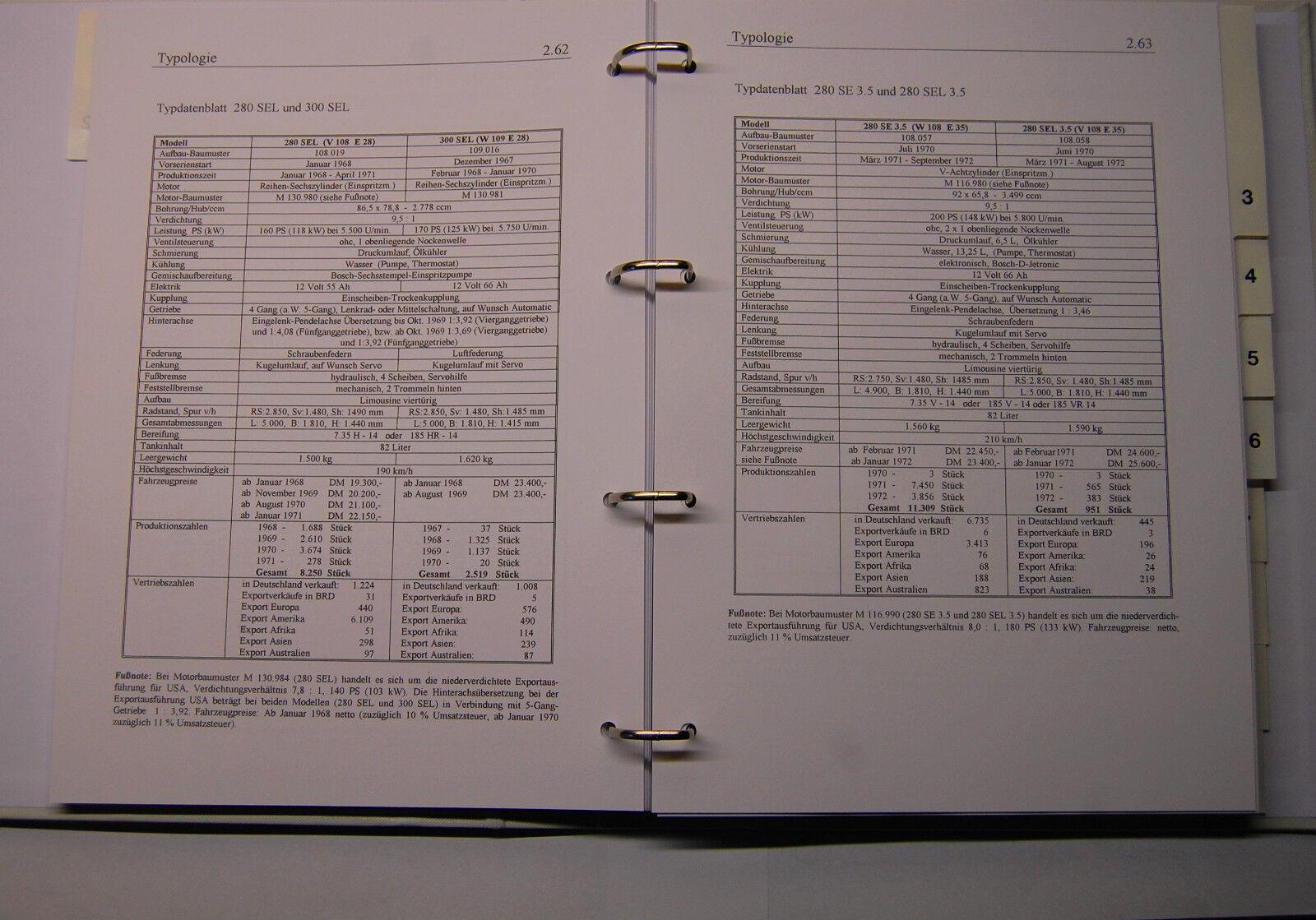 mercedes benz alte s klasse mbig handbuch w108 109 eur 31 00 picclick de. Black Bedroom Furniture Sets. Home Design Ideas