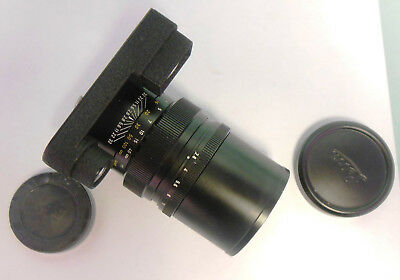 LEICA LEITZ ELMARIT-M 28mm 1:2.8 Lens Canada Mounted Finder