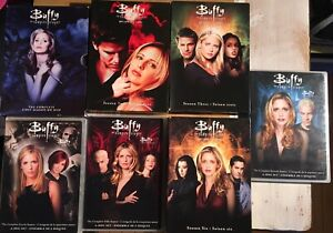 DVD Set - Buffy the Vampire Slayer Complete Series
