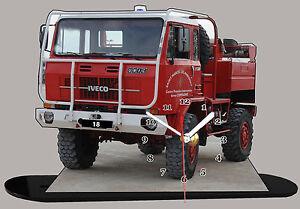miniature camion de pompier unic pompier unic 02 en horloge ebay. Black Bedroom Furniture Sets. Home Design Ideas