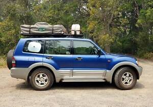 2001 Mitsubishi Pajero GLS LWB Automatic SUV