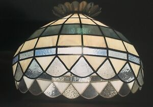 Stain glass lamps handcrafted  $50 each