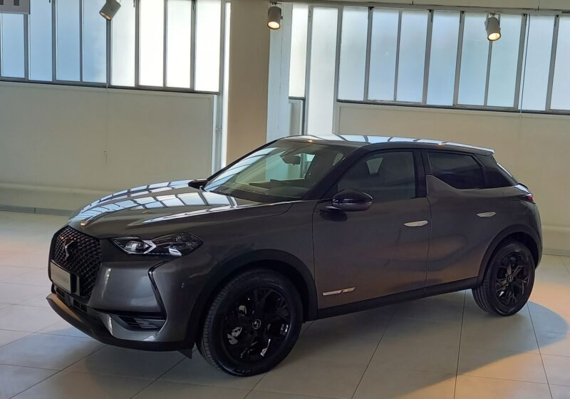 DS DS 3 Crossback BlueHDi 100 Performance Line