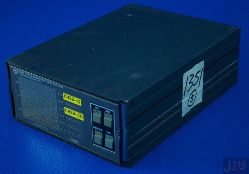 1351 GRANVILLE-PHILLIPS 307 VACUUM GAUGE CONTROLLER 307508-010-T3
