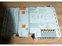 Wago 750-504 4-Kanal-Digitalausgangsklemme 4DO 24V DC 0,5A
