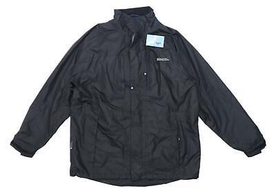 Mountain Warehouse Mens Size L Black Coat