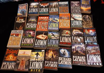 Richard Laymon books 28 Cult horror