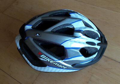 BIKEmate Fahrradhelm Gr. 49-54 cm *** TOP