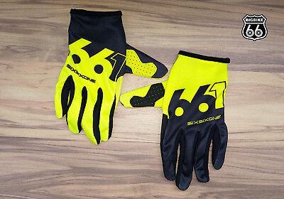 6730 MTB 661 SixSixOne 401 Chevron Gloves CLOSEOUT//BLOWOUT BMX Downhill