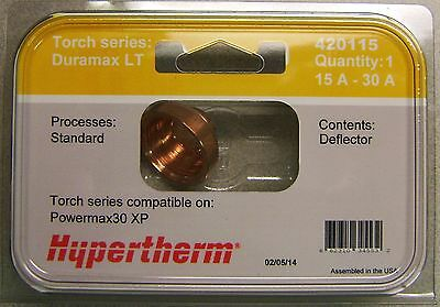 Hypertherm Genuine Powermax 30 Xp Fine Cut Deflector 420115