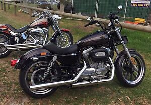 883 Harley Davidson Sportster SuperLow Cranbourne Casey Area Preview