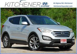 2013 Hyundai Santa Fe Sport 2.0T SE 2.0 TURBO | SE | AWD | LE...