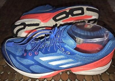new arrival 88a3e fa462 Adidas Adizero Feather 2 Sprint Web Mens Shoes G661901. Size 8.