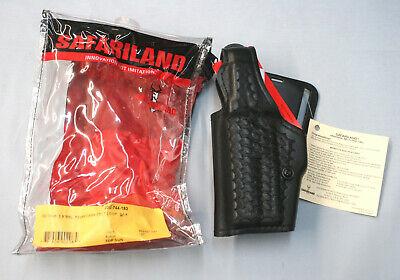 Safariland Sig P229r 3.9 Bbl 200-744-182 Left Hand Black Basketweave Holster
