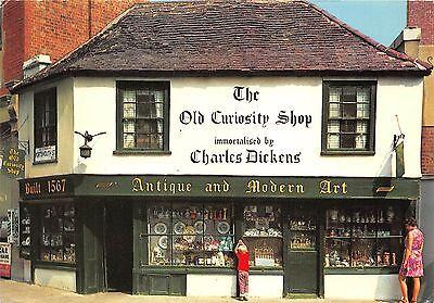 B88902 the old curiosity shop portsmouth street london   uk