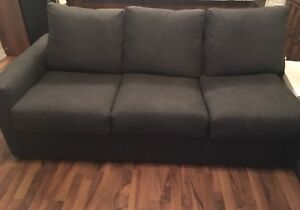Sofa sectional piece. Queen sized pullout bed