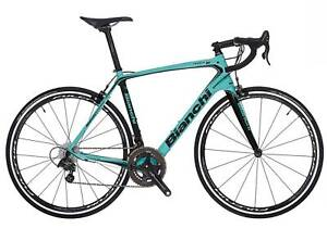 18 bianchi Infinito CV Ultegra rrp$6199 Concord West Canada Bay Area Preview