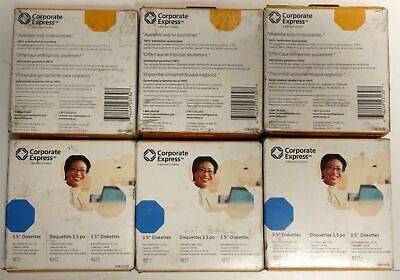 """Corporate Express CEB23130 3.5"""" Diskettes"""