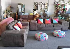 DELIVERY TODAY SUPER COMFORTABLE MODERN 3X2 Sofas set SALE NOW Belmont Belmont Area Preview