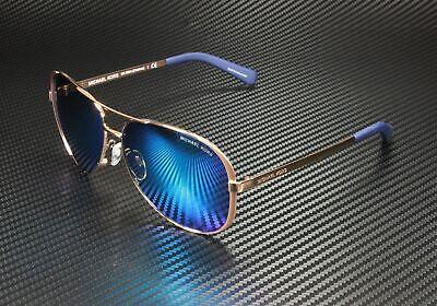 MICHAEL KORS MK5004 100325 Chelsea Rose Gold-Tone Blue 59 mm Women's Sunglasses