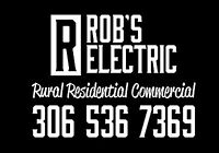 Rob's electric we also do general construction