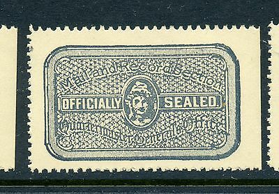 Scott #OX19 'Quartermaster General's' Post Office Seal Mint Stamp NH (OX19-6)