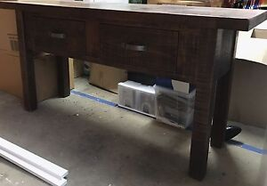 Hall table - pine Wentworth Falls Blue Mountains Preview