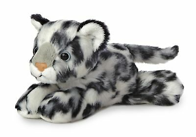 Snow Leopard Design Animal Plush Toy for Kids Babies Cotton Stuffed Toy NEW - Snow Leopards For Kids