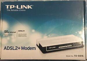 TP Link ADSL + Modem