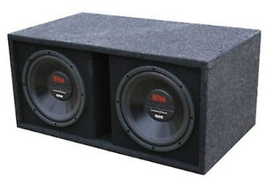Fierce-Audio-10-Dual-Ported-Vented-Flat-Pack-Bass-Subwoofer-Enclosure-Box