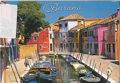 Bf23695 Burano   Italy   Front Back Image