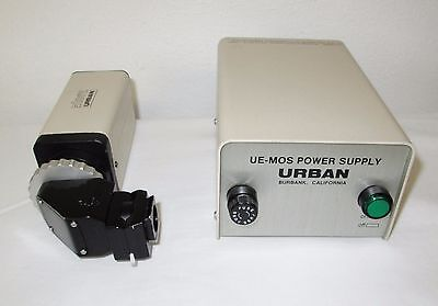 Storz M517a Urban Ue-mos Operating Microscope Video Camera Set Tested - Works