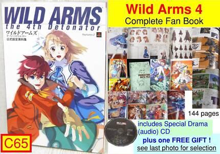 video anime game books