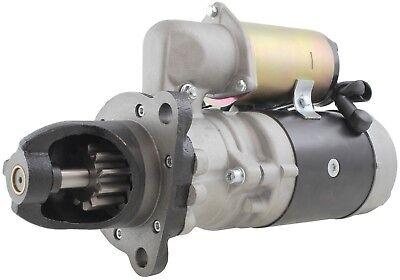 New Starter Motor Komatsu Excavator Pc1600 24v 11 Tooth