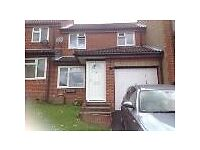 Lovely 3 bed house on mainly private Close in Sholing