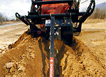 Post Hole Drilling Trenching Small Hydro Excavation Vaccum Belleville Belleville Area image 2