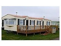 BOURNE -HALL CARAVANS AT CLACTON ON SEA NEW SEASON DEAL'S