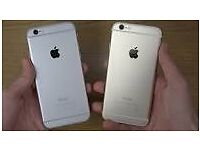 apple iPhone 6 128 gb immaculate on o2