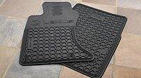 Lexus Oem Factory 4Pc All Weather Floor Mat Set 2006 2013 Is250 Awd Black